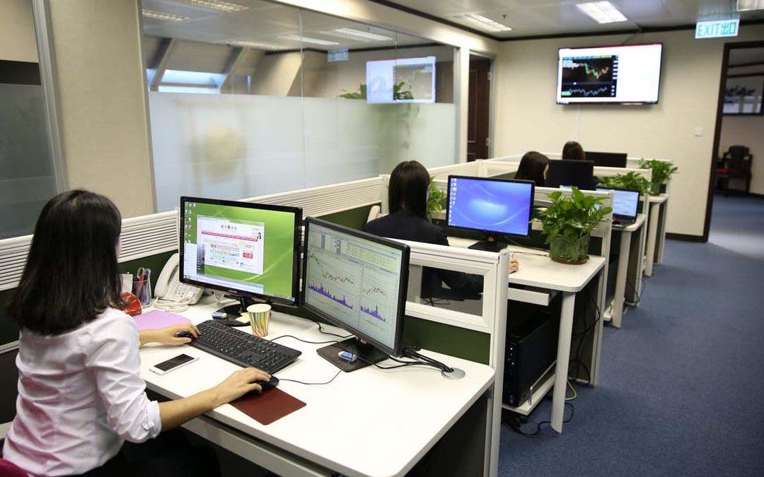 La limpieza en la oficina y la calidad del aire interior
