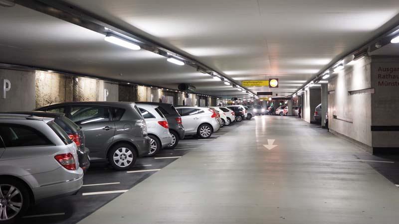 Requisitos para el buen mantenimiento del garaje o parking