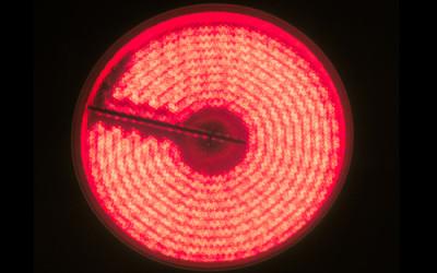 Limpiar vitrocerámica eléctrica